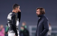 Tầm ảnh hưởng của Ronaldo ở Juve đang lớn hơn cả Pirlo?