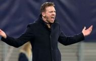 Thua trận, HLV Leipzig điên tiết chỉ trích PSG: 'Quả penalty đó đúng là trò hề'