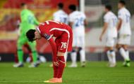 Chấm điểm Liverpool trận Atalanta: Nỗi thất vọng hàng thủ