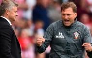 HLV Southampton đe dọa Man Utd