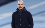 Pep Guardiola chốt sổ chuyển nhượng mùa đông của Man City