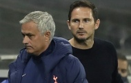 Spurs gặp Chelsea, Mourinho lại tuyên bố đáng chú ý về Lampard