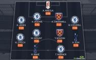 Đội hình tiêu biểu thành London mùa này: Không Arsenal, song sát Spurs góp mặt, Chelsea chiếm sóng