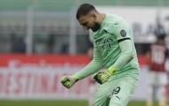 Donnarumma báo tin vui đến cho AC Milan