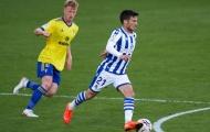 Từ Silva tới 'hàng thải' Quỷ đỏ: Đội hình chất lừ giúp Sociedad lên đỉnh La Liga