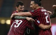 'Siêu trung vệ' và Ibra: Đội hình chất lừ giúp AC Milan lên đỉnh Serie A