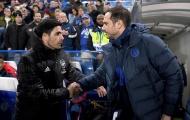 Willian chỉ ra điểm khác nhau giữa Mikel Arteta và Frank Lampard