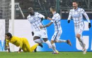 Lukaku lập cú đúp, Inter thắng nghẹt thở Gladbach, bảng B trở nên khó lường
