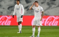 Real sa sút thảm hại: Điều gì đang xảy ra với Zidane và 'nhà vua'?