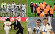 5 sai lầm 'chí tử' Zidane mắc phải ở Real Madrid