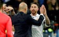Sergio Ramos họp khẩn toàn đội, không có Zidane