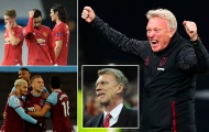 Sự trả thù ngọt ngào của David Moyes tới Man Utd?