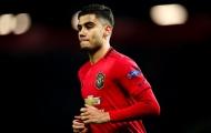 Mượn 'hàng dạt Man Utd' được 2 tháng, GĐTT nói thẳng 1 câu