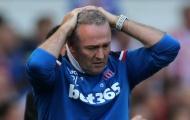 Stoke City xuống hạng, HLV Paul Lambert CHÍNH THỨC ra đi