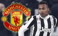 Juventus làm khó MU vụ Alex Sandro