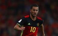 Hazard: 'Bỉ may mắn khi đánh bại Panama'