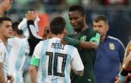 Mikel: 'Tôi đã được hỏi về Messi đến 4 lần tại vòng bảng các kỳ World Cup'