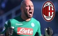 CHÍNH THỨC: AC Milan hoàn tất cú đúp chuyển nhượng