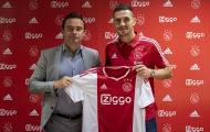 Ajax ký hợp đồng thành công với Dusan Tadic