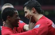 Evra bất ngờ khuyên Ronaldo từ chối MU, sang Juventus