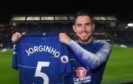 Jorginho 'lật kèo' Man City: Khi dấu hỏi nhiều hơn câu trả lời