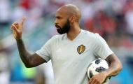 Lộ diện đội bóng nhắm Thierry Henry cho ghế HLV trưởng