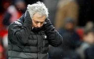 Mourinho đã thật sự gây bất ngờ với chiến lược dành cho Man Utd
