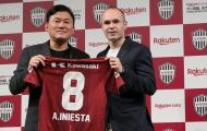 Trận ra mắt của Iniesta tại J-League trở thành 'ngày thảm họa'