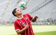 NÓNG: James Rodriguez lên tiếng, quyết định tương lai giữa Real và Bayern