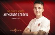 CHÍNH THỨC: Chelsea ôm hận với Monaco vụ Aleksandr Golovin
