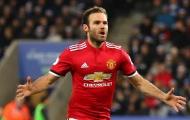 Juan Mata: 'Tôi thích được chơi trên hàng công cùng Sanchez'