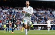Ghi cú đúp, Bale được HLV Zidane ca ngợi hết lời