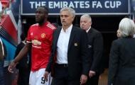 Mourinho không phục khi nhìn Chelsea đoạt FA Cup