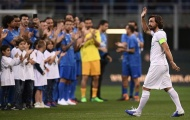 Ronaldo (Brazil) cùng dàn huyền thoại dự trận tri ân Pirlo