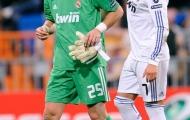 Cựu thủ môn Real kể về bệnh ngôi sao của Ronaldo ở Bernabeu