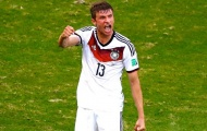 Thomas Muller: Vận son với World Cup