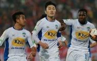 Vì sao Xuân Trường ngồi dự bị trận đấu với Quảng Nam FC?