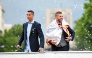 Bồ Đào Nha trong nỗi ám ảnh cái bẻ vai của Sergio Ramos