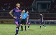 Tân binh CLB Sài Gòn động viên đàn em Hazard trước trận gặp Brazil