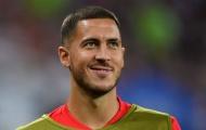 Eden Hazard lớn lên với tình yêu dành cho... đội tuyển Pháp
