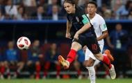 'Thuật núp gió' của Luka Modric