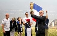Ben Arfa: 'Deschamps nên từ chức huấn luyện viên trưởng tuyển Pháp'