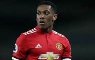 Huyền thoại Arsenal khuyên Martial nên sớm rời M.U