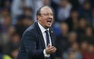 HLV Benitez bức xúc đáp trả chỉ trích sau trận thua Chelsea