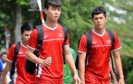 Văn Hậu trở lại trận gặp Olympic UAE, ông Park lo lắng vì Đình Trọng