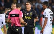 Những sắc thái 'tịt ngòi' của Ronaldo ngày Juventus toàn thắng