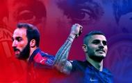 Ba cuộc đối đầu đáng chú ý trong trận Derby della Madonnia