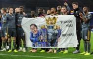 Màn tri ân xúc động của Leicester gửi đến cố Chủ tịch Vichai