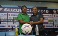 HLV Thái Lan tôn trọng đội bóng yếu nhất bảng B tại AFF Cup