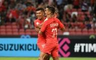 Huyền thoại bóng đá Singapore quyết 'hất cẳng' Thái Lan khỏi AFF Cup 2018